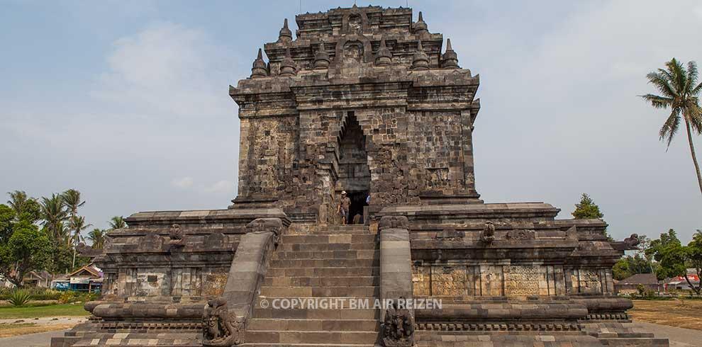 Yogyakarta - Mendut tempel