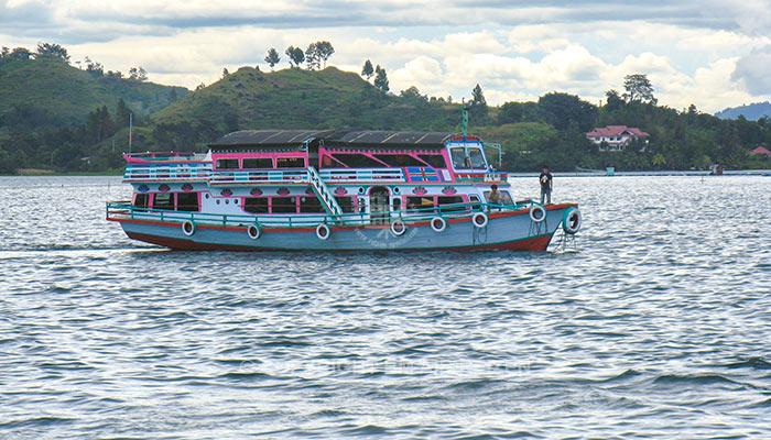 Sumatra - Samosir eiland