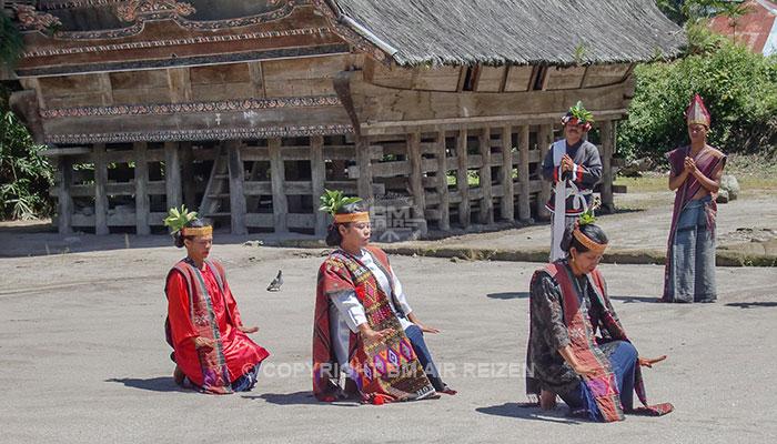 Simanindo - traditional museum