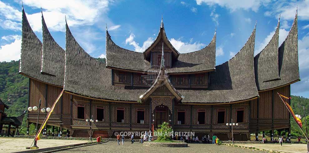Batusangkar - Pagaruyung Paleis