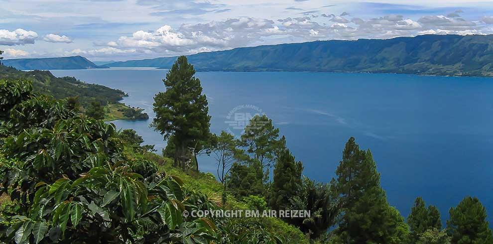 Sumatra - Toba Meer