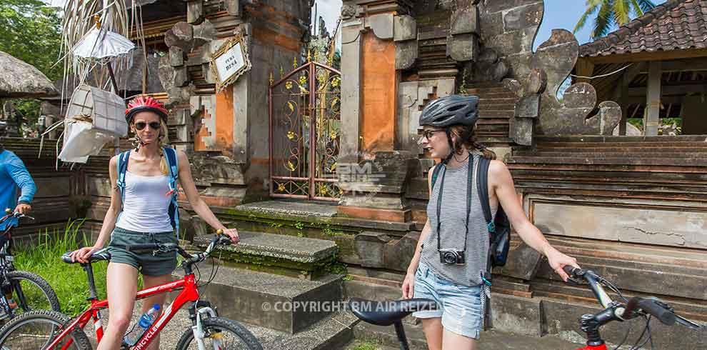 Bali - fietstocht
