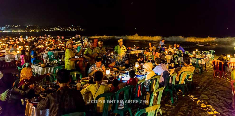 Bali - Jimbaran Dinner