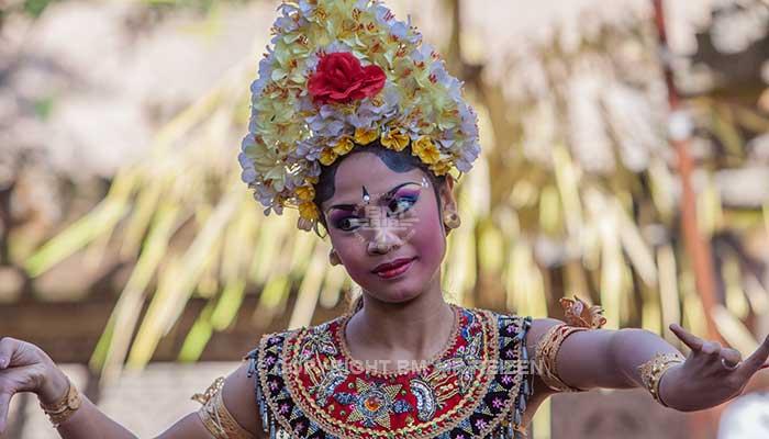 Bali - Borang dans