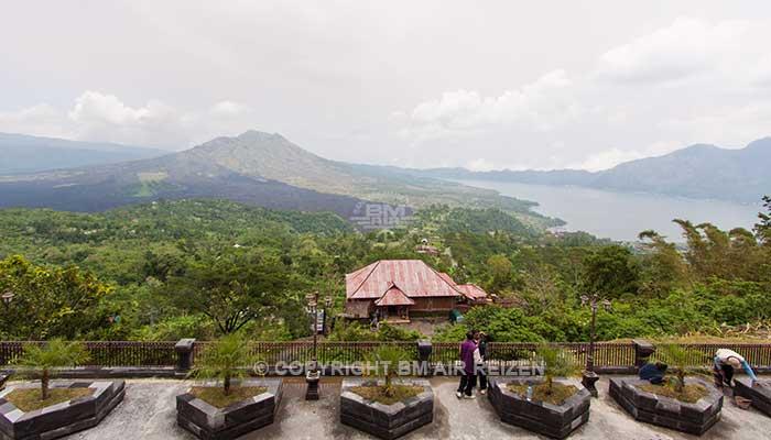 Batur - vulkaan