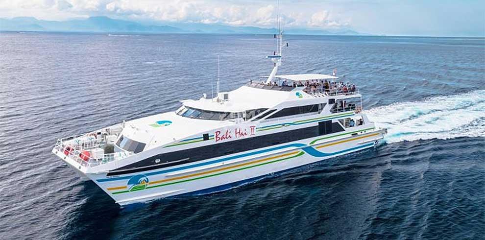 Lembongan Cruise - Bali Hai II