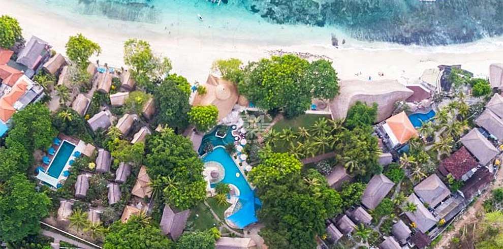 Nusa Lembongan - Hai Tide Beach Resort