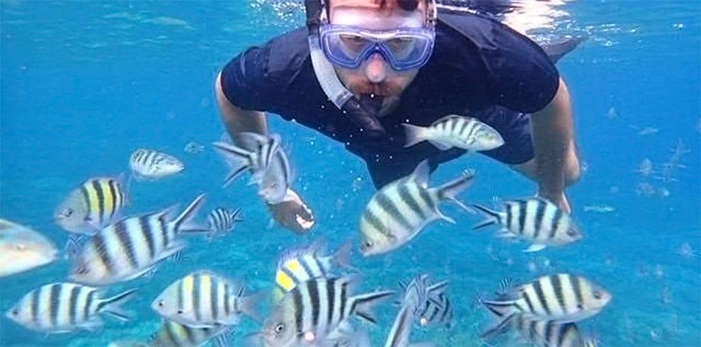 Nusa Penida - snorkelen