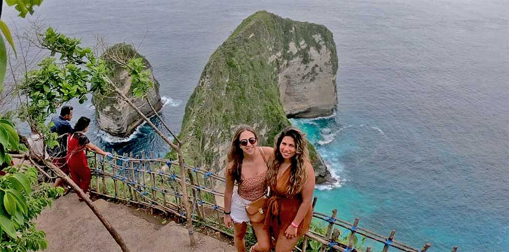 Nusa Penida - Kelingking viewpoint