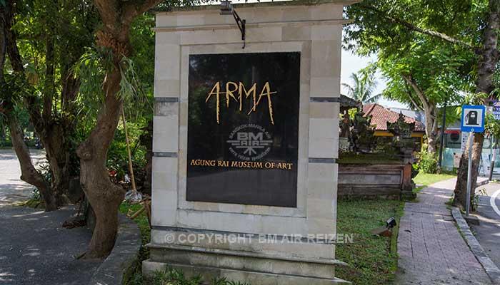Ubud - Agung Rai Museum of Art