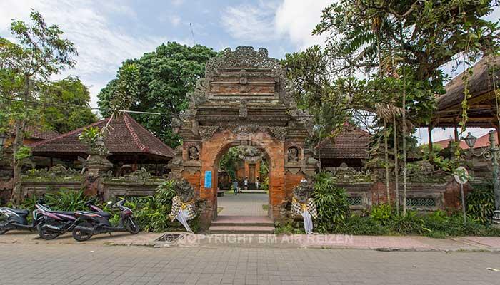 Ubud - Puri Saren Agung