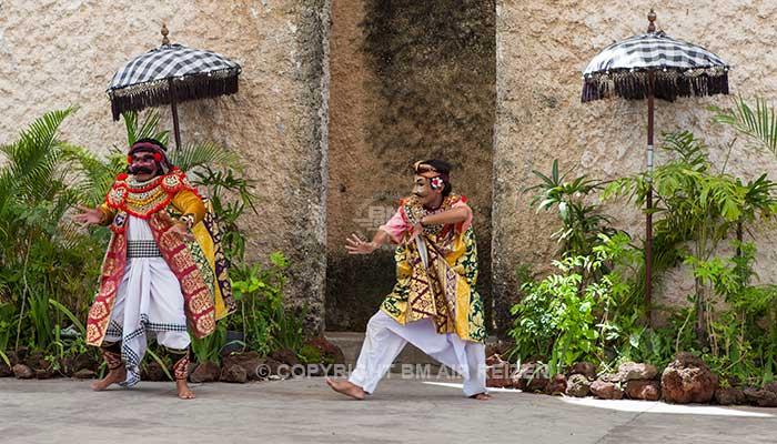Bali - Garuda Wisnu Kencana Cultural Park