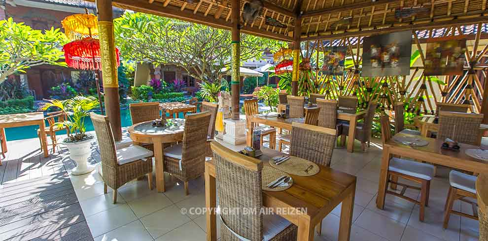 Candidasa - Rama Shinta Hotel