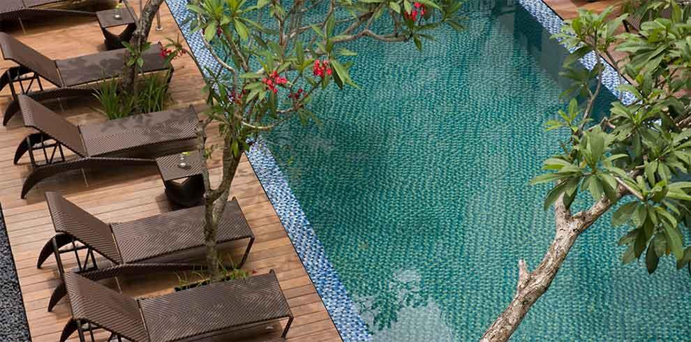 Kuta Beach - Hotel Santika Kuta Bali