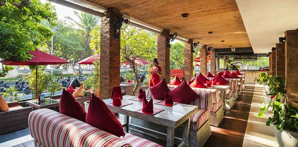 Kuta Beach - Kuta Seaview Boutique Resort