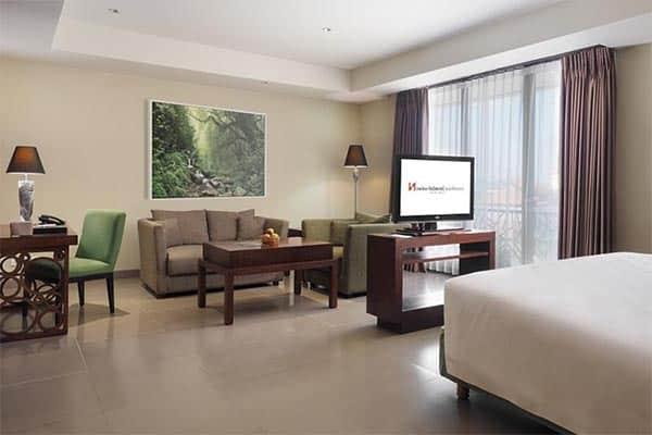 Swiss-Belhotel Rainforest - Kuta - Junior Suite