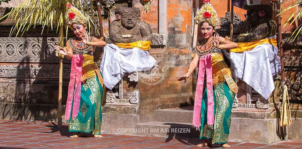 Bali - Barong dans