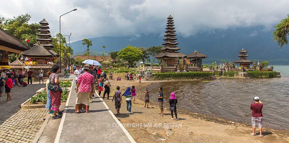 Bali - Pura Ulun Danu Bratan