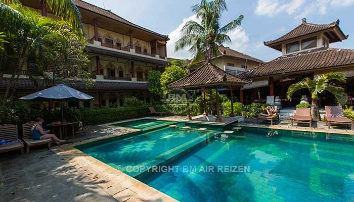 Kuta - Bakung sari hotel