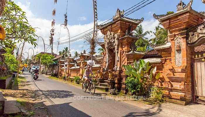 Bali - fietstour