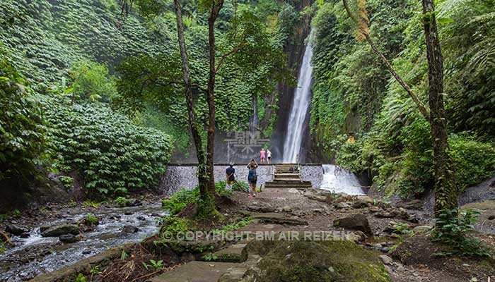 Bali - Munduk watervallen