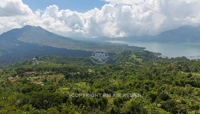 Bali - Batur vulkaan