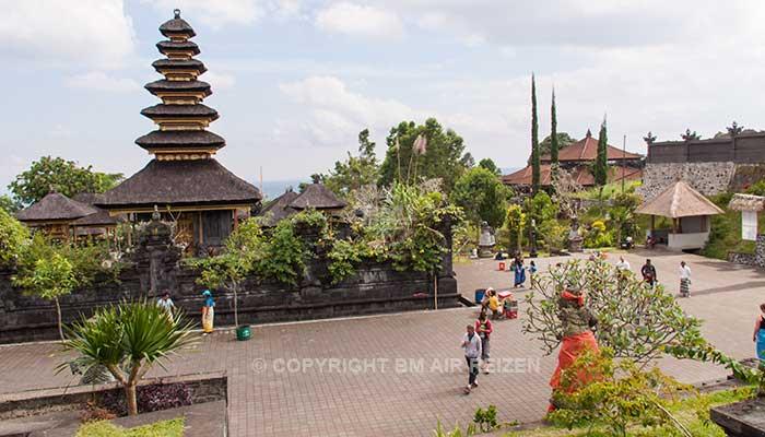 Bali - Besakih tempel