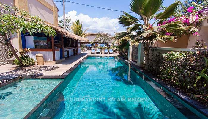 Gili Trawangan - The Beach House