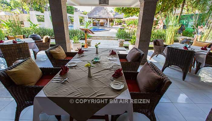 Kuta - Rama Beach hotel