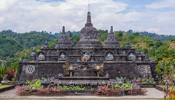 Bali - Brahma Vihara Arama