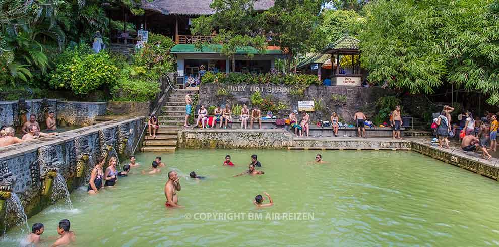 Bali - Air Panas