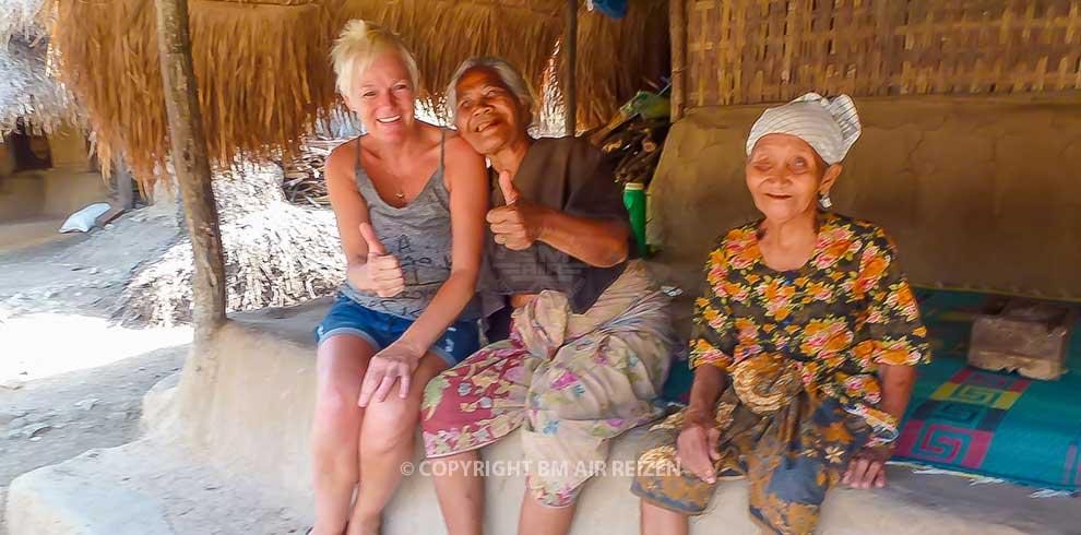 Lombok - Sasak dorp