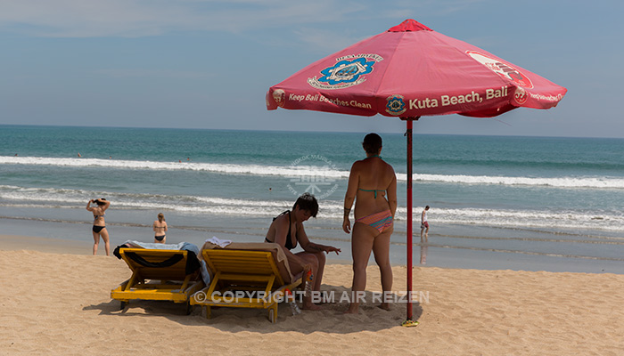 Bali - Kuta strand