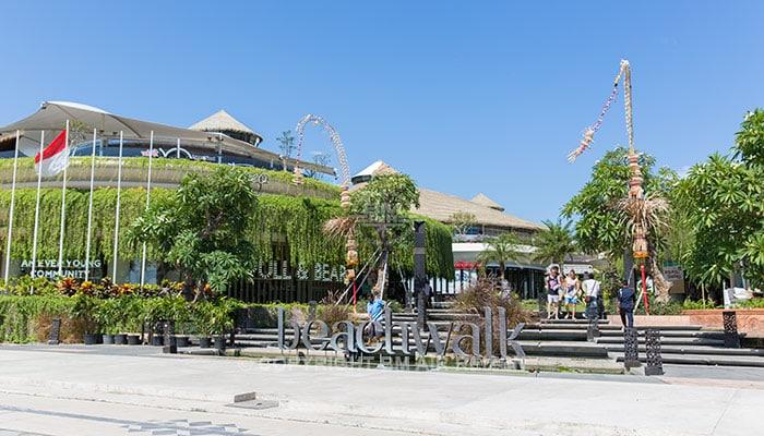 Bali - Kuta Beachwalk