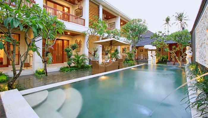 Ubud - Tebesaya cottage