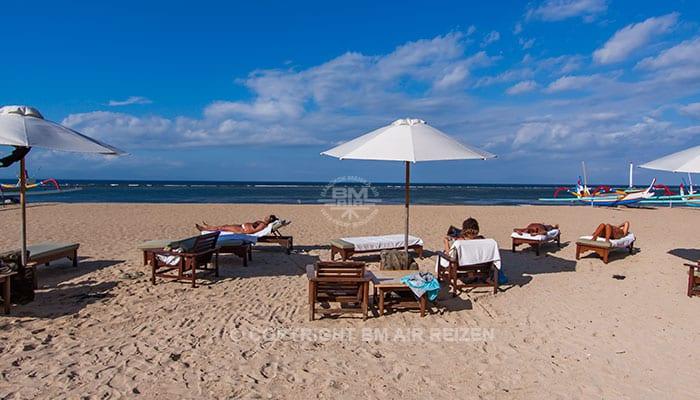 Sanur - strand