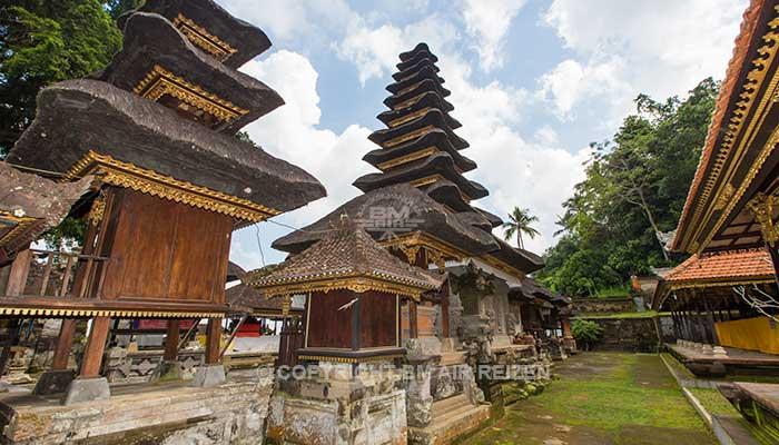 Sideman - Pura Kehen tempel