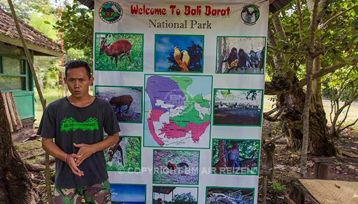 Pemuteran - Bali Barat National park