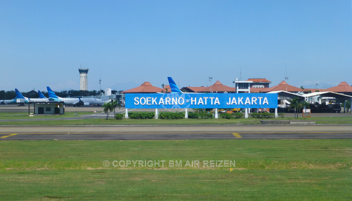 Jakarta - Soekarno Hatta Airport