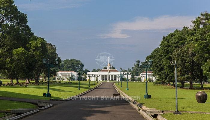 Bogor - Botanische Tuinen