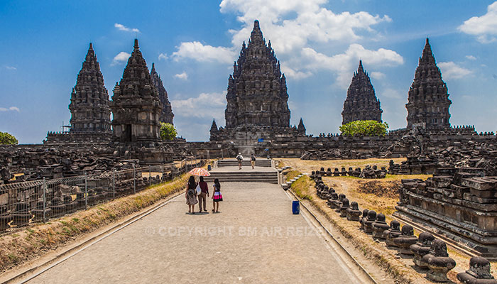 Yogyakarta - Prambanan tempel