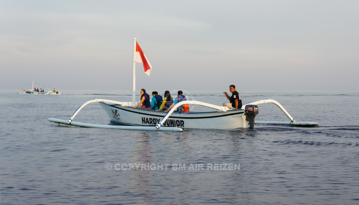 Lovina - Dolfijnenspotten