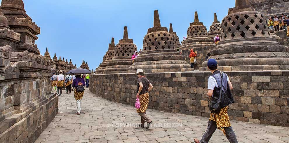 Magelang - Borobudur tempel