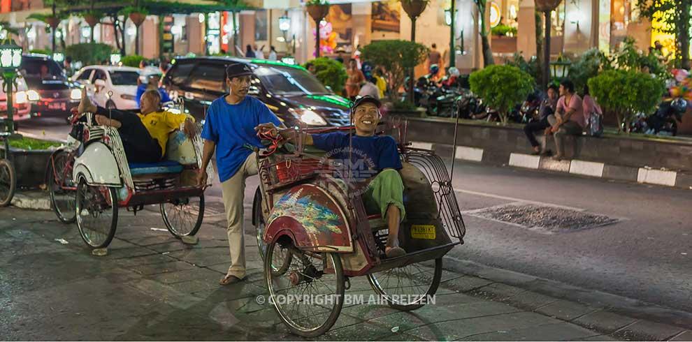 Yogyakarta - Jalan Malioboro