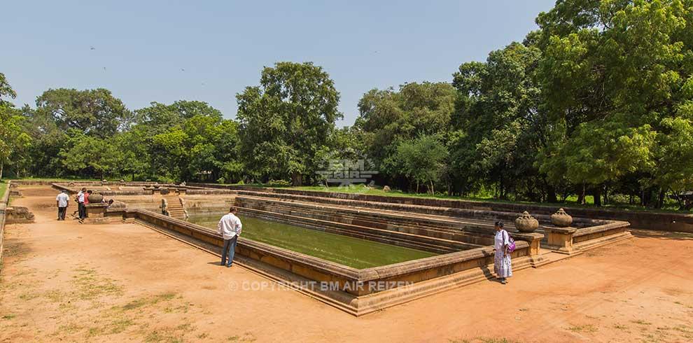 Anuradhapura - Twin Ponds