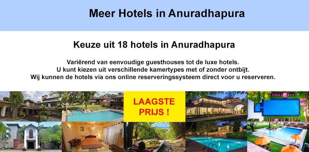 Meer Hotels Anuradhapura