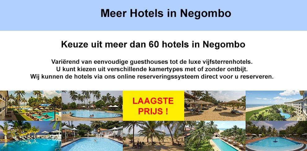Meer Hotels Negombo