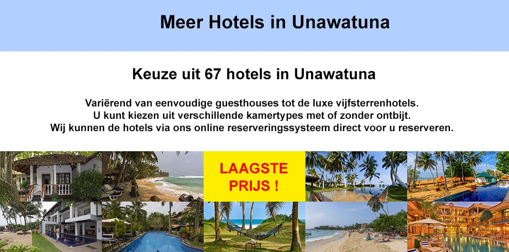 Meer Hotels Unawatuna