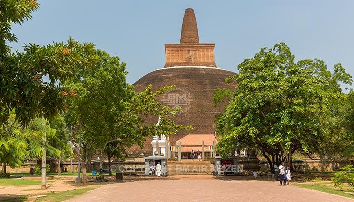 Anuradhapura - Abhayagiri Stupa