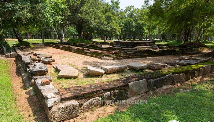 Anuradhapura - Guardstone